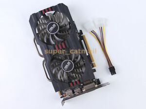 Details about ASUS AMD Radeon R7 260X 2GB R7260X-DF-2GD5 128-Bit HDMI DVI  DP 2G D5 Video Card