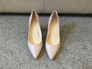 Ivanka trump heel shoe nude size 6.5M   eBay
