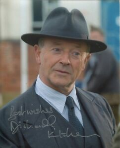 Details about TV Detective series Foyle's War photo signed by Michael  Kitchen