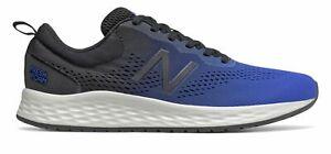 New Balance Men's Fresh Foam Arishi v3 Shoes Blue with Black