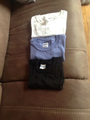 Kids Gaildan T-Shirts Brand New