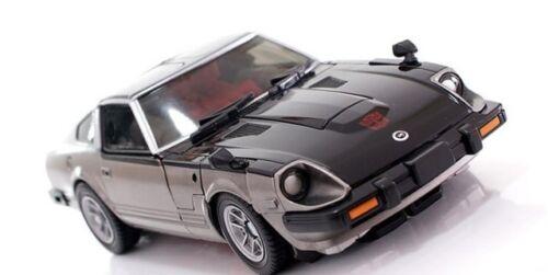 "Transformers Masterpiece MP18 Nissan Silver Streak Action Figure 7/"" Toy"