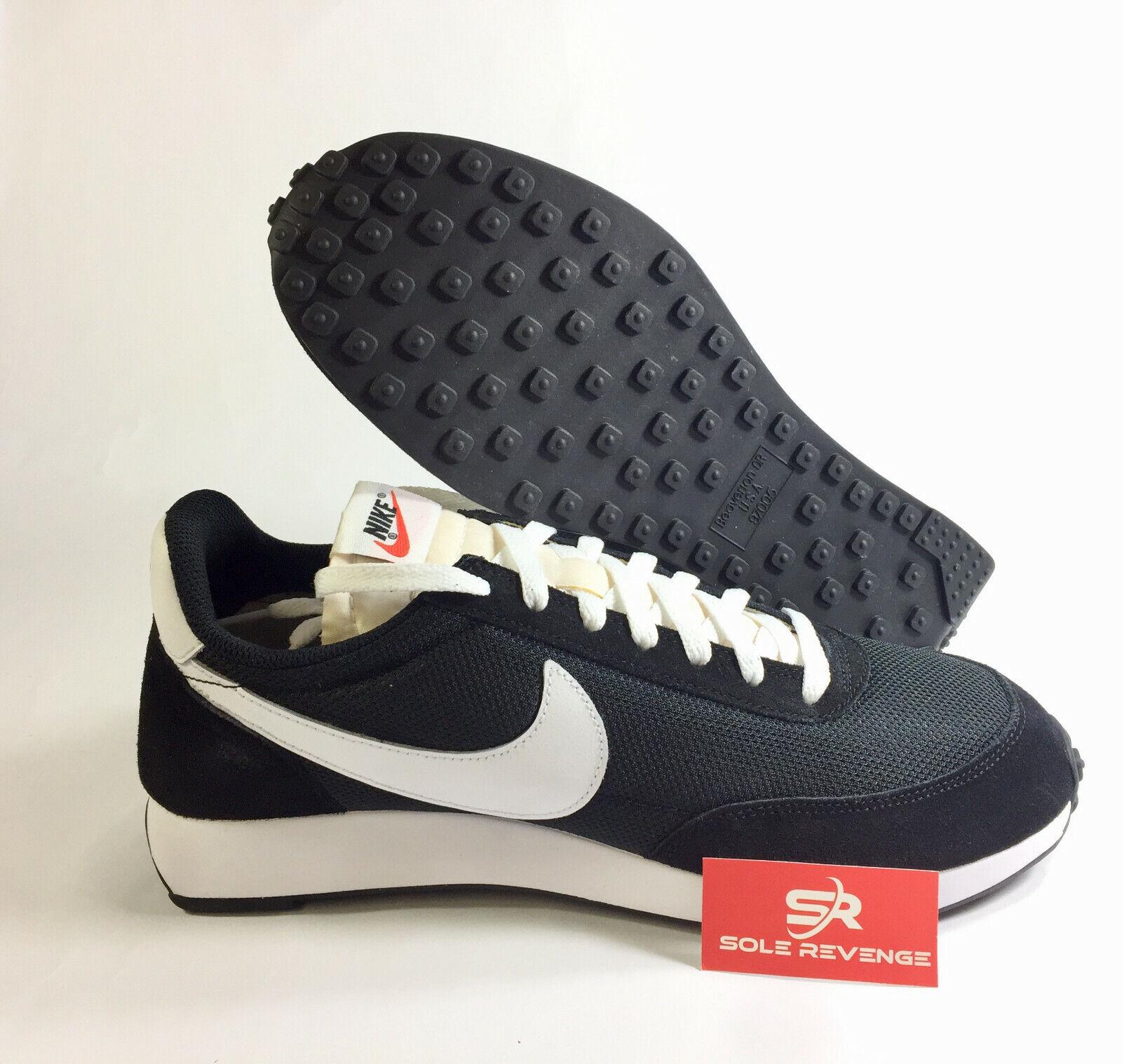 New NIKE AIR TAILWIND '79 OG 487754-009 Black White Men's shoes c1