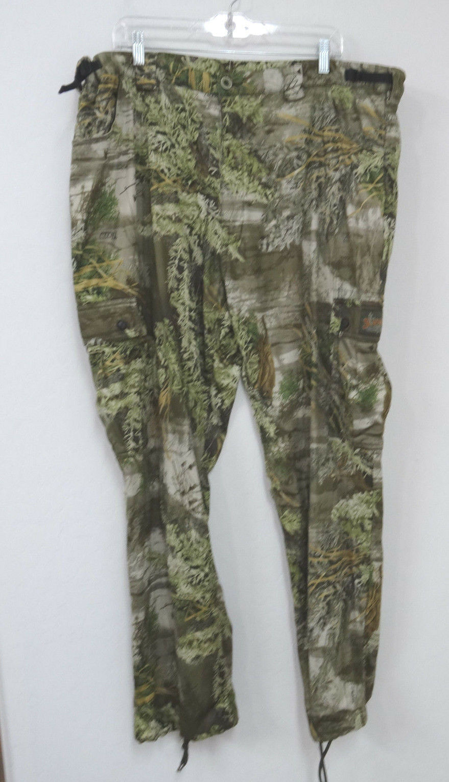 SCENTLOK ADVANTAGE MAX-1 MENS SIZE XXL CAMOUFLAGE HUNTING PANTS  in GUC  good price
