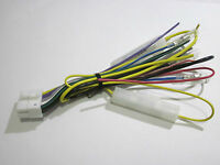 Original Clarion Dxz755mc Wire Harness J1
