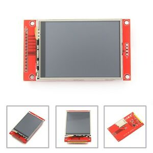 2-8-034-TFT-LCD-Display-Touch-Panel-SPI-Serial-240-320-ILI9341-5V-3-3V-STM32