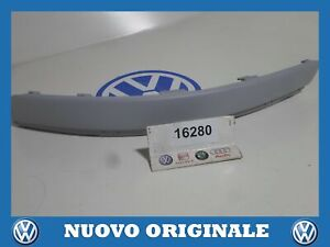 Trim Left Front Bumper Protective Strip Left Bumper Front Passat