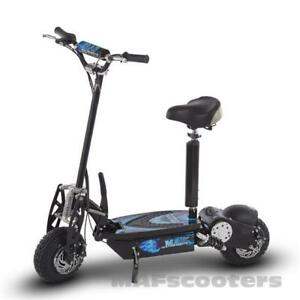 Image Is Loading Maf Evolution Upgraded X1000rs Electric E Scooter 1000