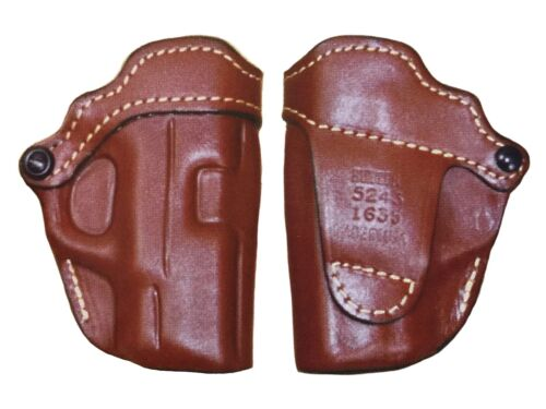 Leather Hunter Holster/_For GLOCK 20 21/_OWB/_Fitted Open Top/_5200-3/_USA Made/_