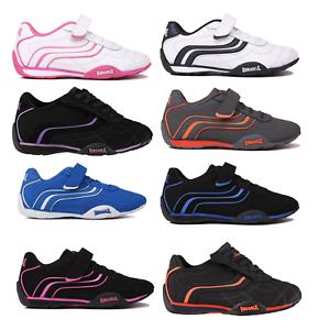 Zu Turnschuhe Sportschuhe Jungen Lonsdale Kinder Laufschuhe Sneaker Details Camden950 xodBCe
