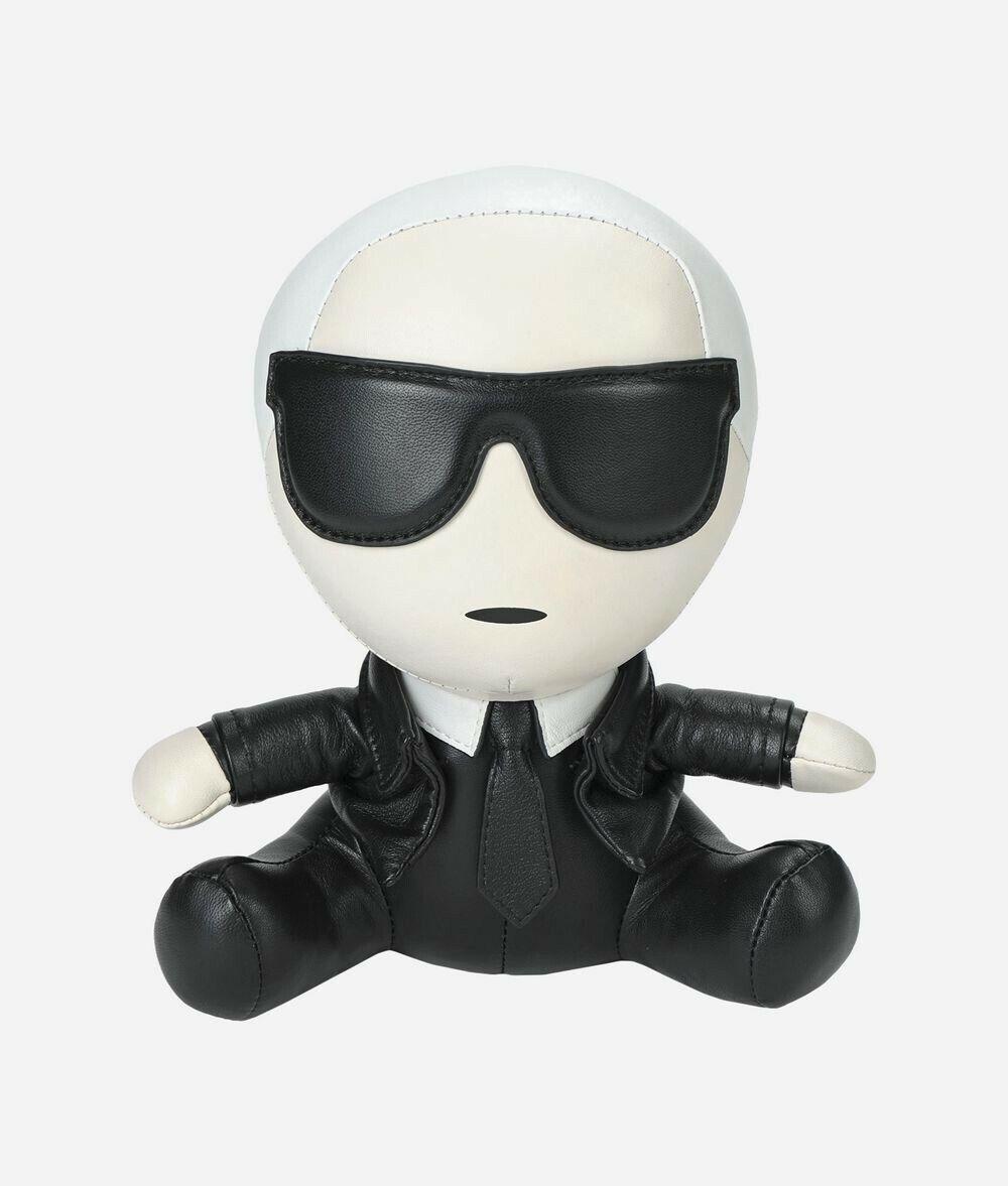 Karl Lagerfeld 10 pulgadas muñeca de Cuero Suave Coleccionable Ikonik