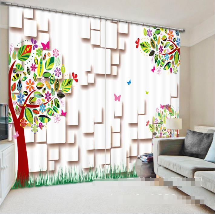 3d sogno albero 334 blocco foto sipario pressione sipario tende tessuto finestra de