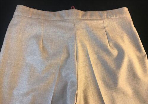 En À azoto Bnwt Rr225 € Maxmara Femme Pantalon Pour Uk 16 Évasés Laine Studio Carreaux qUCnXq