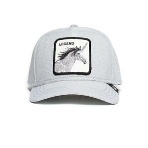 47adcdb9d33 Image is loading Goorin-Bros-Animal-Farm-Trucker-Baseball-Believer-Unicorn-