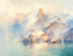The-Dream-City-Thomas-Moran-Fine-Art-Print-on-Canvas-Giclee-Reproduction-Small