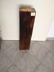 holzbalken Balken Holz ca. 80cm Dekoration Künstler basteln 20x12cm ...