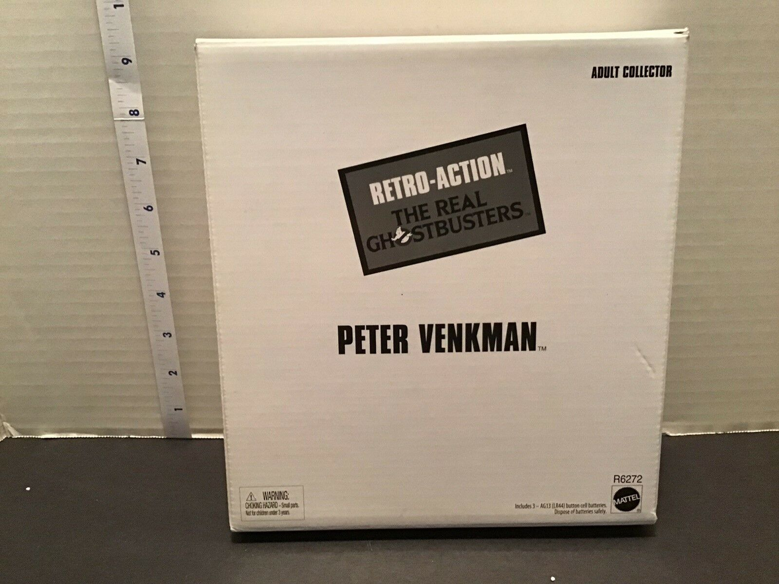 Matty Collector SDCC Exclusive Peter Venkmann