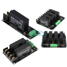 124 Channel 380v 8a Solid State Relay Board Switch Controller Ssr For Arduino