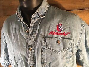 SCHNUCKS-Grocery-Store-St-Louis-Missouri-Shirt-Size-S