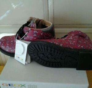 ee6a7fbdf1 Dettagli su Occasioneeeee scarpe/polacchine invernali bimba geox num. 26