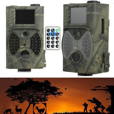 SunTek HC-300A HD 12MP Wildlife Digital Infrared Trail Hunting Camera New
