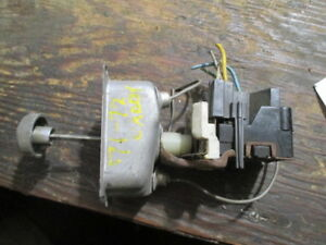 1972 Cadillac Deville headlight switch with dash mount and shaft