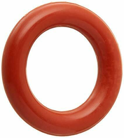 EUR Seals OR42X2.5SIL70 silicone 70 Shore Red O Ring Dia 42.00x2.50mm 10 Pack