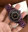 Big-Sale-Michael-Kors-Lauryn-Plum-Watch-MK3724 thumbnail 1