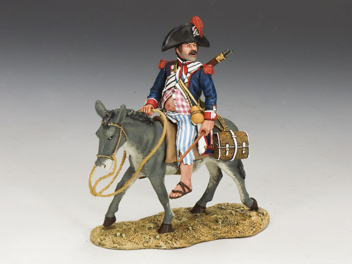 NE011 Mounted Infantryman by King & Country