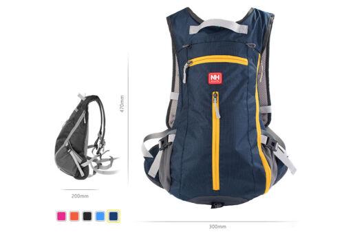 NatureHike 15L Waterproof Backpacks  Cycling Climbing Bicycle Bag W//Helmet Net