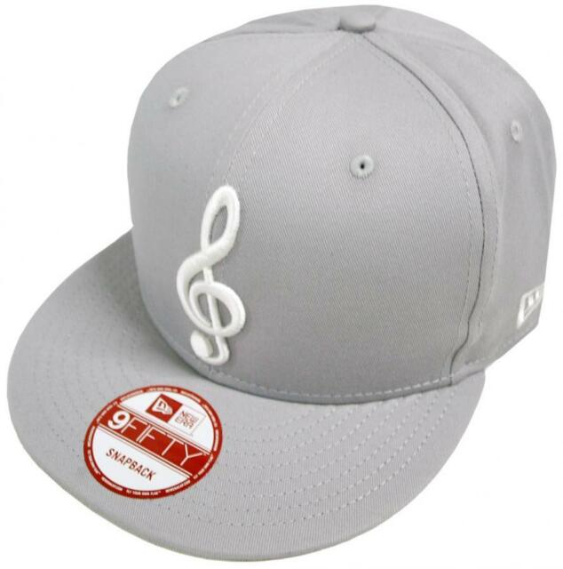 3645041be Era Music Note Gray Snapback Cap 9fifty Limited Edition