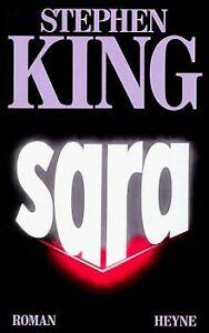 Sara-von-King-Stephen-Buch-Zustand-gut