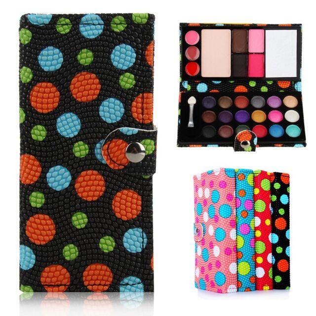 Hot Pro 18 Colors Eyeshadow Cosmetic Shimmer Makeup Eye Shadow Matte Palette Set