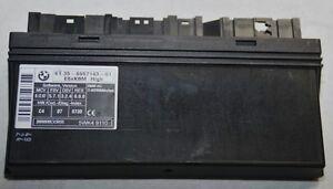 Bmw-Module-de-Carosserie-Commande-5er-E61-amp-LCI-6957143-E6xKBM-High-Original