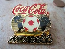 1986 MEXICO FIFA WORLD CUP SOCCER FOOTBALL PIN BADGE