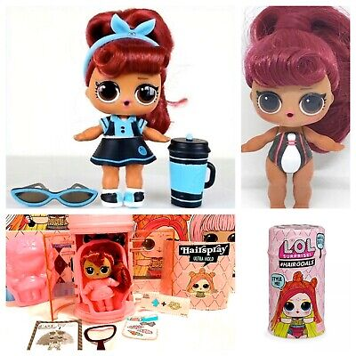 LOL Surprise Twang Country Girl Hairgoals Doll Big Sister COLOR CHANGER Sealed