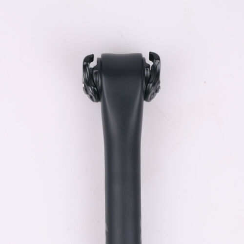 Hylix Zero Carbon+TI Seatpost-25.4* 370MM-for Cannondale SuperSix//CAAD12,Synapse