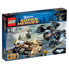 LEGO DC Universe Super Heroes Batman vs. Bane Verfolgungsjagd im Tumbler (76001)