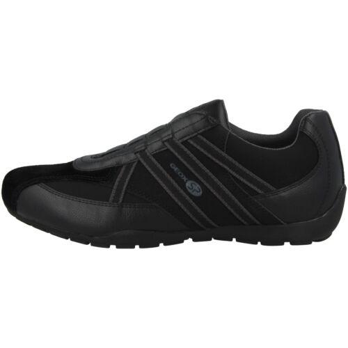 Geox U Ravex B Chaussures Men Messieurs Low Cut Sneaker Loisirs Chaussure u823fb05411c