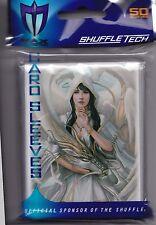 """Art Sleeves """" Let Sleeping Dragons Lie """" MTG Size Card Art Sleeves  50 in a Pack"""