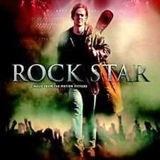 Rock Star by Original Soundtrack (CD, Aug-2001, Priority)