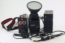 Quantum Instruments Quantum Q flash  X2 Flash+ Lumedyne Power Supply