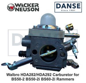 Wacker-Neuson-5000183842-Carburetor-For-BS50-2-BS50-2i-BS60-2i-Walbro-HDA292