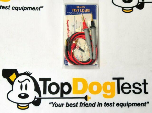 Probe Master 8000 Series Test Leads Standard Banana Plug 48
