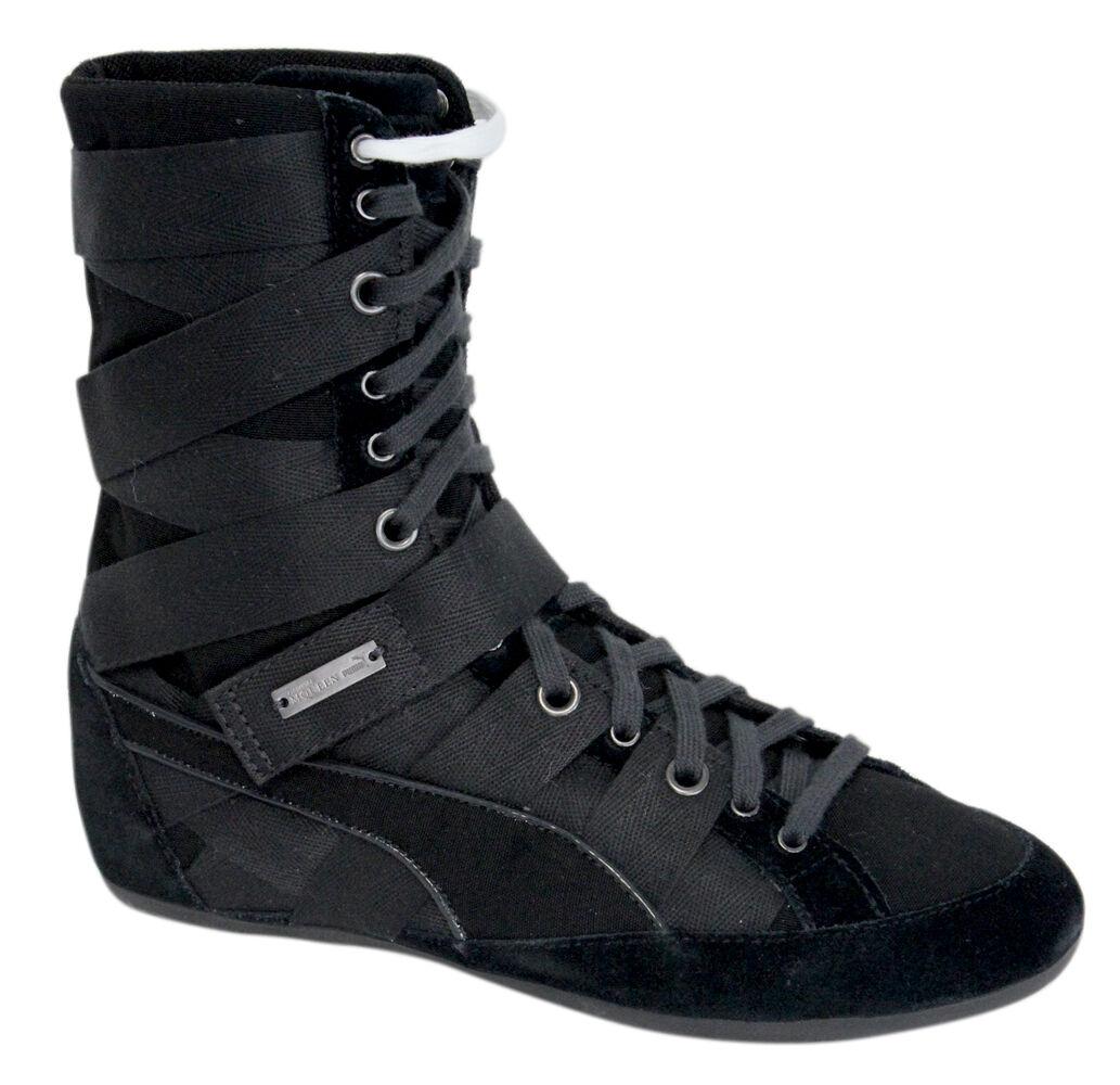 Puma Alexander McQueen AMQ Cutman Hi Boot Women Shoes ...