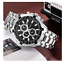 Curren-8023-2-Silver-Black-Stainless-Steel-Watch thumbnail 4