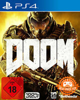 Doom D1 Inkl. Demon Multiplayer Pack | Ps4 | Neuware | Ovp | 100% Uncut