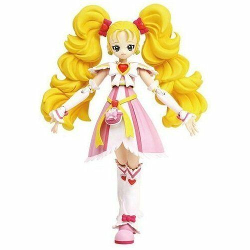 S.H. Figuarts - Futari Precure Max Heart Shiny Luminus Exclusive by Pretty Cure