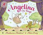 Angelina on Stage by Katharine Holabird (Paperback, 2001)