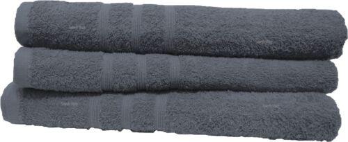 3X Grand Jumbo bain feuilles 100/% égyptien Coton Peigné grandes serviettes WOW Bargain
